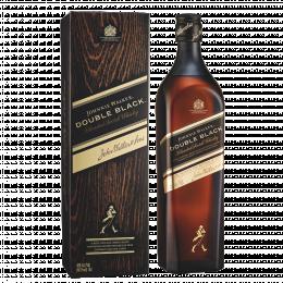 Виски Johnnie Walker Double Black 0,7 л. в подарочной упаковке