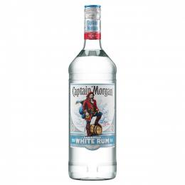 Ром Captain Morgan White Rum 1 л. 37,5%
