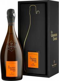 Шампанское Veuve Clicquot La Grande Dame 2008 Brut 0,75 л. белое брют в подарочной упаковке