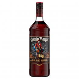 Ром Captain Morgan Dark 1 л. 40%