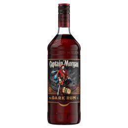 Ром Captain Morgan Dark 0,7 л. 40%