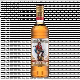 Ром Captain Morgan Original Spiced Gold 0.7 л. 35%