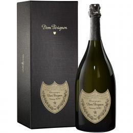 Шампанское Dom Perignon Vintage 2010 Brut 0,75 л. белое брют в подарочной упаковке