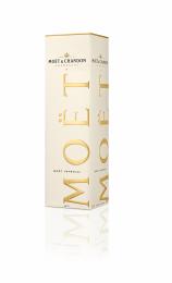 Шампанское Moet & Chandon Brut Imperial 1,5 л. белое брют в подарочной упаковке