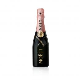 Шампанское Moet & Chandon Brut Imperial Rose 0,2 л. розовое брют