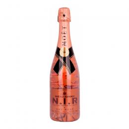 Шампанское Moet & Chandon N.I.R. 0,75 л. розовое сухое  Luminous