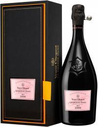 Шампанское Veuve Clicquot La Grande Dame 2006 Brut Rose 0,75 л. розовое брют в подарочной упаковке