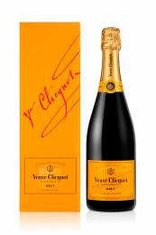 Шампанское Veuve Clicquot Brut 1,5 л. белое брют в подарочной упаковке