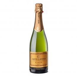 Вино Игристое Arte Latino Cava Brut 0,75 л. белое брют