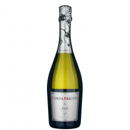Вино игристое CostaBrico Asti Spumante DOCG 0,75 белое сладкое