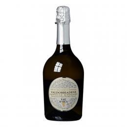 """Вино игристое Val d'Oca Prosecco Superiore Valdobbiadene DOCG Brut """"Rive di San Pietro Di Barbozza"""" 0,75 л. белое брют"""