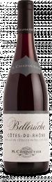 Вино M. Chapoutier Cotes du Rhone Belleruche Rouge AOC 0,75 л. красное сухое