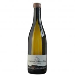 Вино Roland Lavantureux Chablis Grand Cru  Bougros  AOC 0,75 л. белое сухое