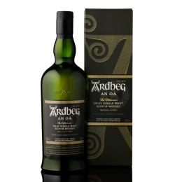 Виски Ardbeg AN OA 0,7 л. 46,6% в подарочной упаковке