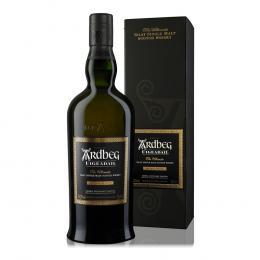 Виски Ardbeg Uigeadail 0,7 л. 54,2% в подарочной упаковке