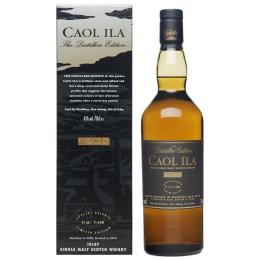 Виски Caol Ila Distillers Edition 2008/2020 г. 0,7 л. 43% в подарочной упаковке