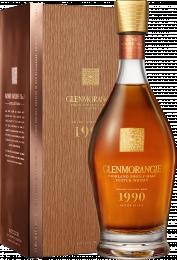Виски Glenmorangie Grand Vintage 1990 года 0,7 л. 43% в подарочной упаковке