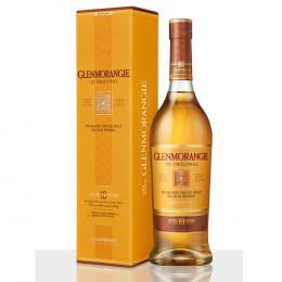 Виски Glenmorangie Original 10 лет 1 л.  40% в подарочной упаковке