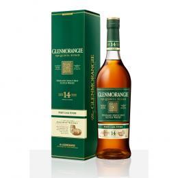 Виски Glenmorangie Quinta Ruban 14 лет 0,7 л. 46% в подарочной упаковке