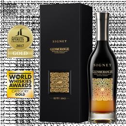 Виски Glenmorangie Signet 0,7 л. 46% в подарочной упаковке