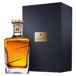 Виски Johnnie Walker Blue label King George V 0,75 л. 43% в подарочной упаковке