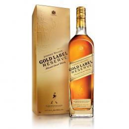 Виски Johnnie Walker Gold Label Reserve 0,7 л. 40% в подарочной упаковке