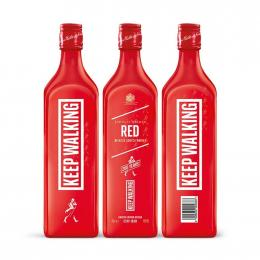 Виски Johnnie Walker Red label Icons Limited Edition 0,7 л.