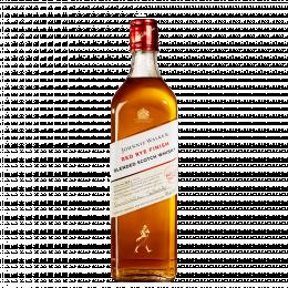 Виски Johnnie Walker Red Rye Finish 0,7 л. в подарочной упаковке