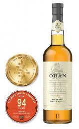 Виски Oban 14 лет 0,7 л. 43% в подарочной упаковке
