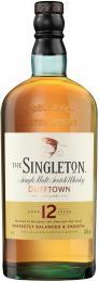 Виски The Singleton of Dufftown 12 лет 0,5 л. 40% в подарочной упаковке