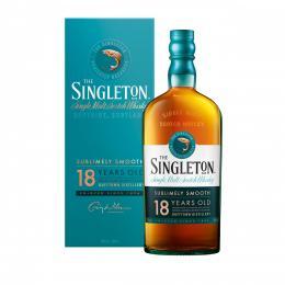 Виски The Singleton of Dufftown 18 лет 0,7 л. 40% в подарочной упаковке
