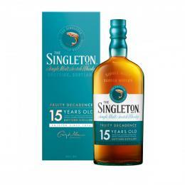 Виски The Singleton of Dufftown 15 лет 0,7 л. 40% в подарочной упаковке
