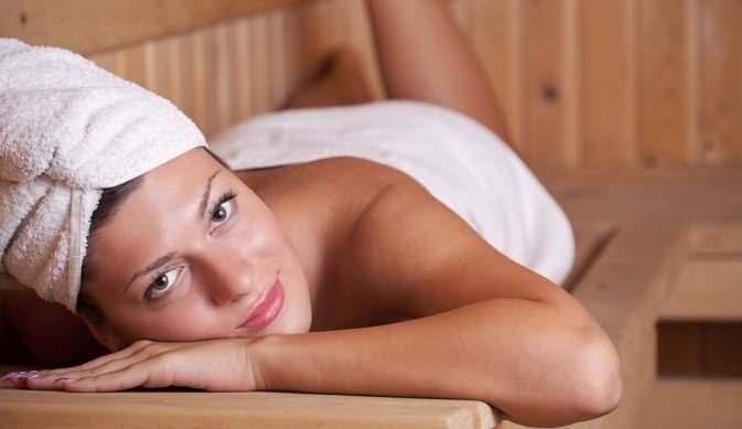 Фото Польза бани для кожи ☀