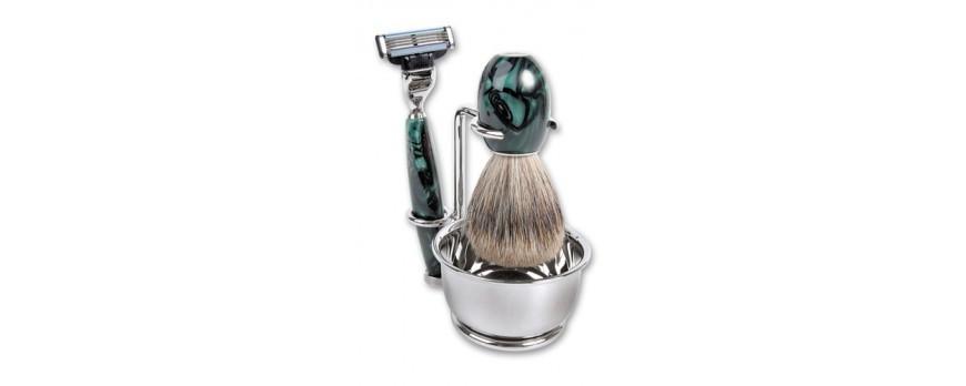 Фото Как правильно пользоваться мылом для бритья? 〠