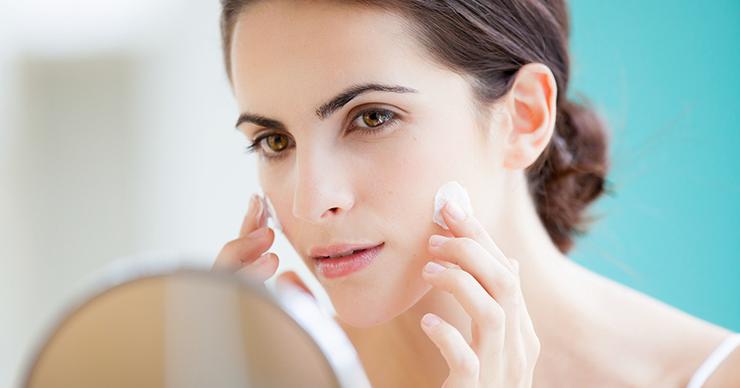Фото Как ухаживать за кожей лица после пилинга?➜