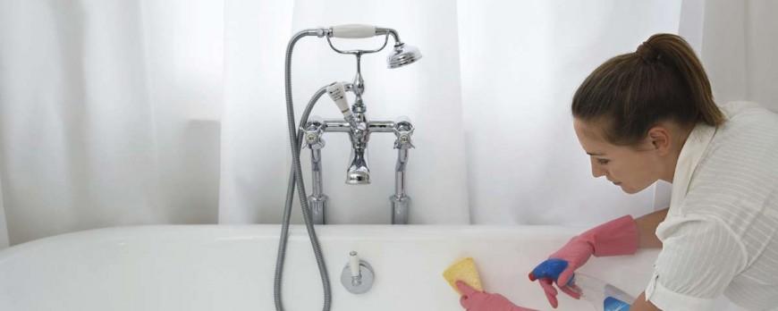 Фото Как вернуть ванной свежесть и белизну?↢