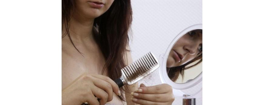 Фото Из за чего могут выпадать волосы? Жизненный цикл волос.ت