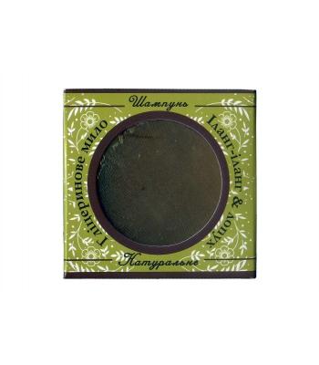 Фото Глицериновое мыло-шампунь SPA Иланг-иланг & Лопух 100 гр