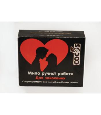 Фото Мыло с эфирными маслами Для влюбленных 100 гр