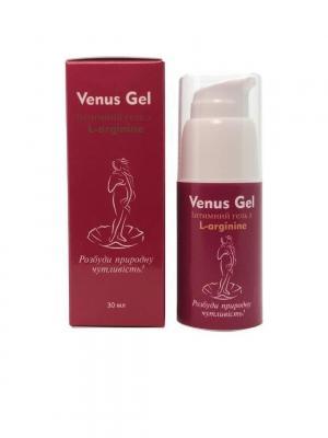 Фото Интимный гель Venus Gel с L-arginine 30 мл