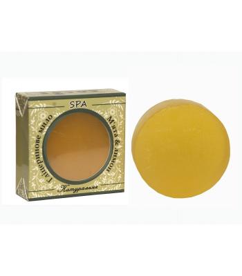 Фото Глицериновое мыло SPA Мята & Лимон 100 гр
