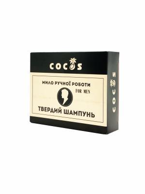 Фото Твердый шампунь мыло для мужчин 100 гр