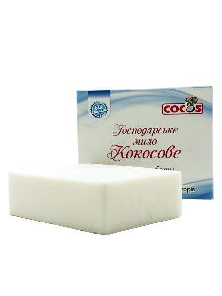 Фото Хозяйственное мыло Кокосовое 100 гр