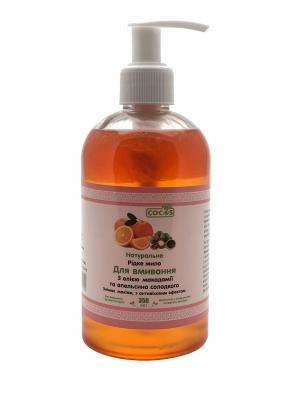 Фото Жидкое мыло для умывания с Макадамии и Апельсином 350 мл