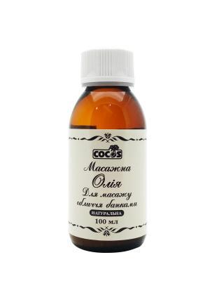 Фото Массажное масло для баночного массажа лица 100 мл