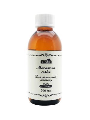 Фото Массажное масло для эротического массажа 200 мл