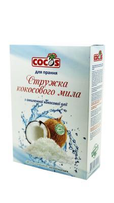 Фото Стружка из кокосового мыла 450 гр