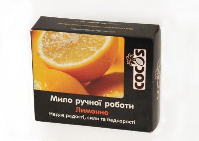 Фото Мыло Лимонное 100 гр