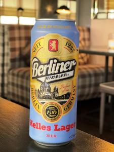 Берлинер Хелес Berliner Helles Lager