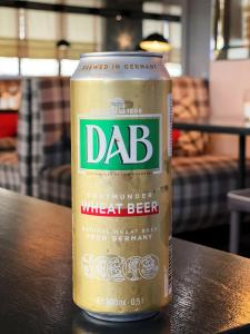 Даб пшеничное DAB wheat beer
